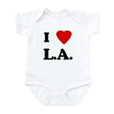 I Love L.A. Infant Bodysuit