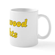 Retro Cottonwood H.. (Gold) Mug