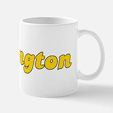Retro Covington (Gold) Mug
