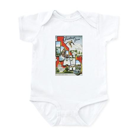 Idaho ID Infant Bodysuit