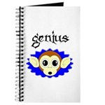 GENIUS MONKEY FACE Journal