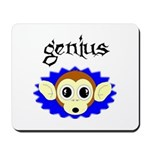 GENIUS MONKEY FACE Mousepad