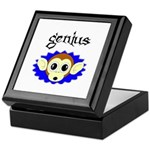 GENIUS MONKEY FACE Keepsake Box
