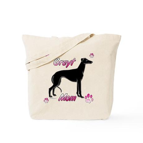 Greyt Mom Black Tote Bag
