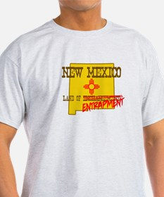 NM: Land of ENTRAPMENT T-Shirt