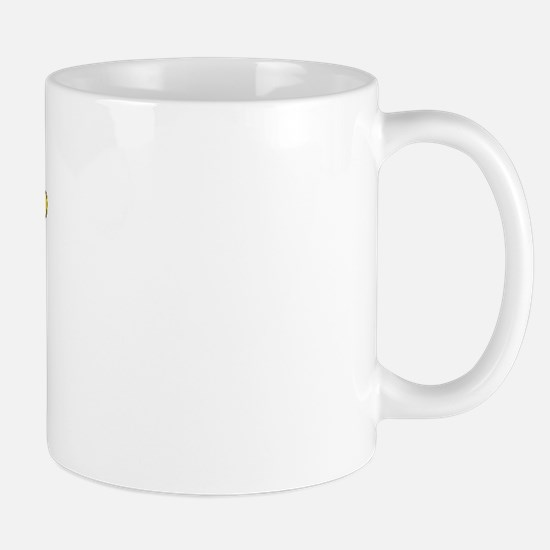 Retro Culver City (Gold) Mug