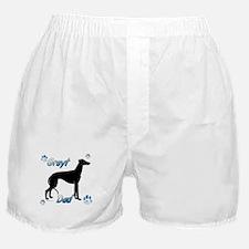 Greyt black Boxer Shorts