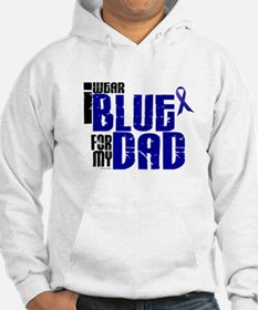I Wear Blue For My Dad 6 Hoodie