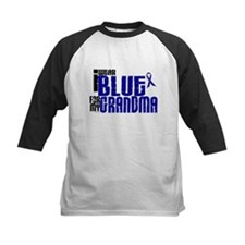 I Wear Blue For My Grandma 6 Tee
