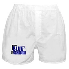 I Wear Blue For My Grandma 6 Boxer Shorts