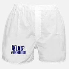 I Wear Blue For My Grandma 6 Boxer Shorts