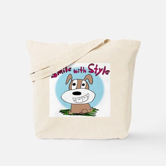 Kendog Braces Tote Bag