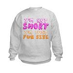Fun Size Kids Sweatshirt