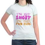 Fun Size Jr. Ringer T-Shirt