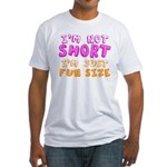 Fun Size Fitted T-Shirt