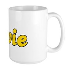 Retro Davie (Gold) Mug