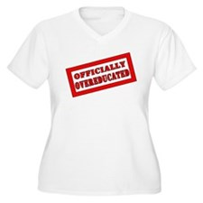 Officially Overeducated T-Shirt