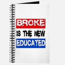 Broke is the New Educated Journal