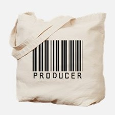 Producer Barcode Tote Bag