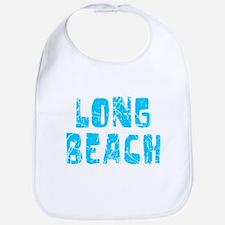 Long Beach Faded (Blue) Bib