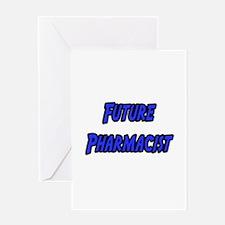 """Future Pharmacist"" Greeting Card"