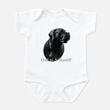 Mastiff Dad 2B Infant Bodysuit