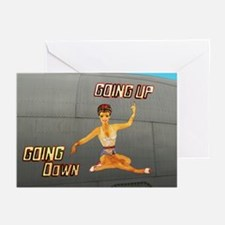 Going Up Greeting Cards (Pk of 10)