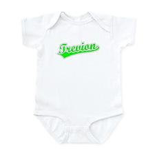 Retro Trevion (Green) Infant Bodysuit