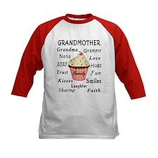Grandma's Cupcakes For Grandmothers Tee