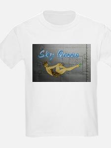 Sky Queen Kids T-Shirt