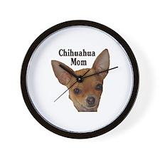 Unique Chihuahua Wall Clock
