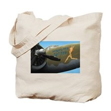 Prepared For Take Off Tote Bag