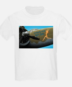 Prepared For Take Off Kids T-Shirt