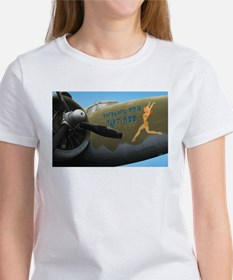 Prepared For Take Off Women's T-Shirt