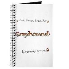 Breathe Orange Journal