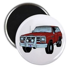 Cute Offroad Magnet
