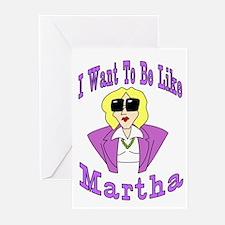 Like Martha Greeting Cards (Pk of 10)