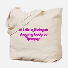 Walmart-Neimans Tote Bag
