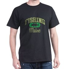 FISHING MAINE T-Shirt
