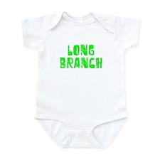 Long Branch Faded (Green) Infant Bodysuit