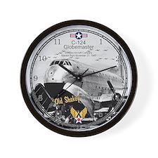 C-124 Globemaster Wall Clock