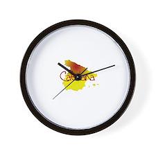 Catalana Wall Clock