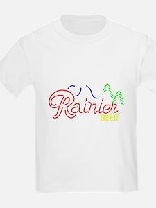 Rainier Beer neon sign 2 T-Shirt