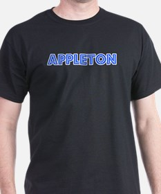 Retro Appleton (Blue) T-Shirt