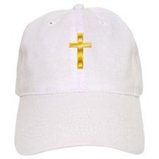 Golden Cross Baseball Cap