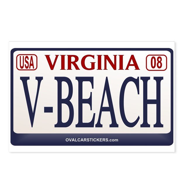 Decor stores in virginia beach virginia beach license plate postcards package of by - Home decor stores in virginia beach collection ...
