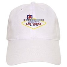 Las Vegas Getaway Baseball Cap