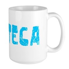 Manteca Faded (Blue) Mug