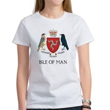 Isle of Man Coat of Arms Tee