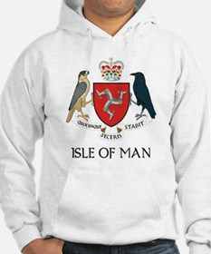 Isle of Man Coat of Arms Hoodie